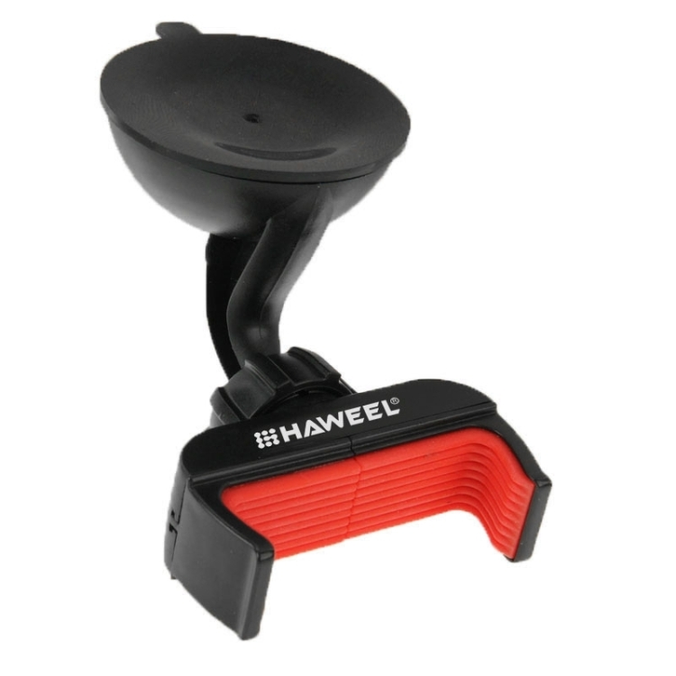 [US Stock] HAWEEL 360 Degrees Rotating Suction Cup Car Mount Holder