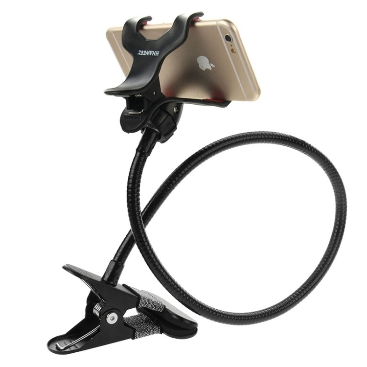 [US Stock] HAWEEL Flexible Long Arm Lazy Bracket  Holder with Clamping Base