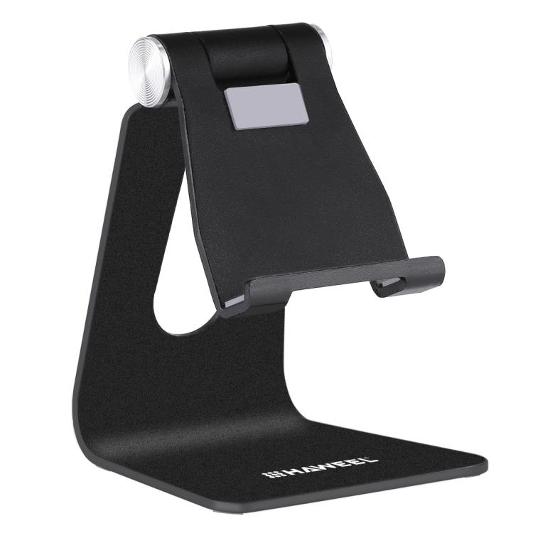 HAWEEL Adjustable Aluminum Pivot Desktop Phone Holder