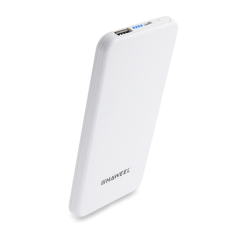 HAWEEL Ultrathin 4000mAh External Battery Power Bank