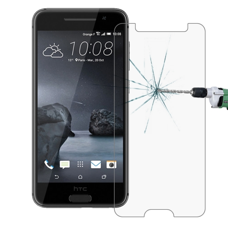 For HTC One A9 0.26mm 9H+ Surface Hardness 2.5D Explosion-proof Tempered Glass Screen Film