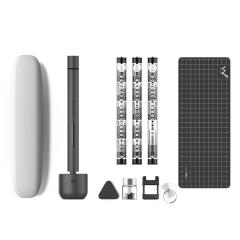 iPhone 4 /& 4S T5 // T6 // 1.2//1.5//0.8 iPartsBuy Screwdriver Repair Tool 5 in 1 Gold Series Screwdriver Sets for iPhone 5 /& 5S /& 5C